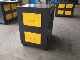 油漆厂废气处理设备 活性炭废气吸附箱 VOC废气处理装置