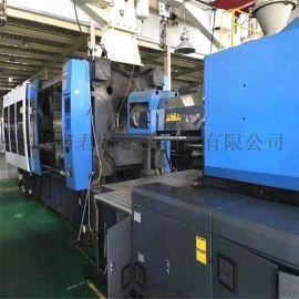 转让海天二代MA800吨原装伺服注塑机吸料注塑成型机