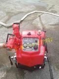 VE1500微型消防車消防泵 東發手擡離心式消防泵