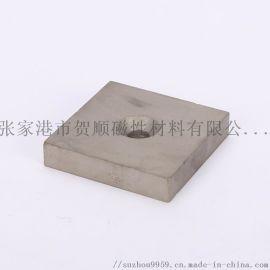 耐高温强力磁铁50*50*10-M5强力磁钢