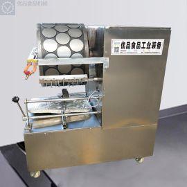 优品电磁加热春卷皮机新型智能设备