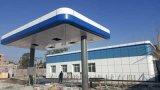 雲南大理加油站防風鋁條扣-加油站包柱鋁型材轉角鋁