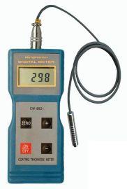 拓科牌铁基镀层测厚仪 油漆膜厚度测定仪 涂层厚度计Cm8821