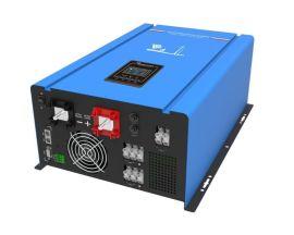 工频一体机1-6KW内置MPPT控制器