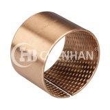 無油青銅卷制軸承,卷制軸套,磷青銅襯套