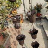 北京供应寺庙用排水雨链 铝合金雨链生产源头厂家