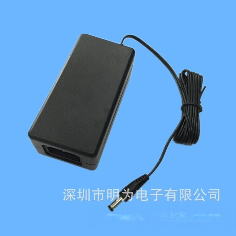 24W桌面式双线电源 AC-DC电源适配器