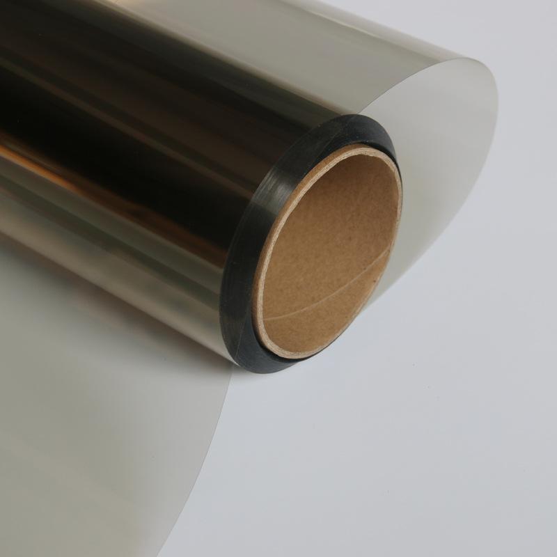 销售汽车防爆膜汽车前档玻璃贴膜浅灰色清晰度好易烤