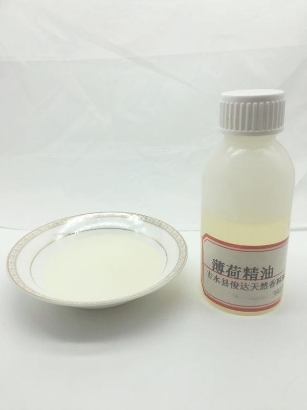 植物香料 薄荷油 提神醒脑 薄荷草蒸馏提取薄荷精油