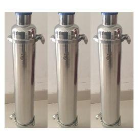 酒店专用磁水器 DN40 防垢除垢 酒店用磁水器
