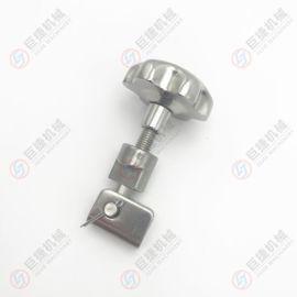 手孔全套 挂勾式人孔锁紧手轮 304不锈钢手孔
