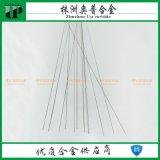 供應YG8 φ0.1*330硬質合金精磨棒,鎢鋼棒、抗腐蝕耐高溫耐磨