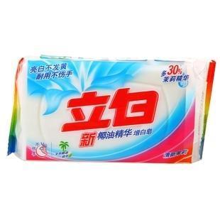 立白洗衣皂