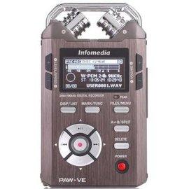PAW-VE 頂級數位錄音筆全金屬機身