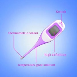 大屏快速电子体温计ECT-7