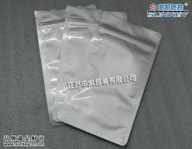 铝箔直立袋,拉链袋,易撕口袋