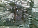 东莞不锈钢装饰管 厚街304拉丝不锈钢管 建筑用不锈钢方管