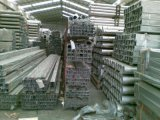 東莞不鏽鋼裝飾管 厚街304拉絲不鏽鋼管 建築用不鏽鋼方管