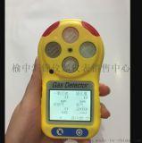 隴南攜帶型四合一氣體檢測儀13891857511