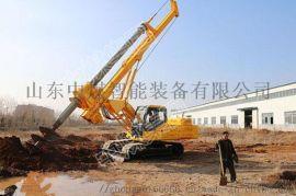 山东中煤520机锁杆旋挖钻生产厂家直供机