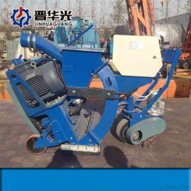 550型双抛抛丸机河北秦皇岛小型手扶式专用路面抛丸机厂家直供