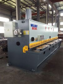 低价出售QC11Y-10*6000液压闸式剪板机