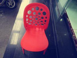 宜家风格M-001休闲座椅胶板椅户外椅