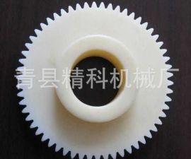 高密度尼龙塑料耐磨齿轮 尼龙塑料直齿轮 尼龙塑料齿轮