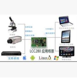 支持Android手机和平板的USB摄像头,CVBS视频采集卡,可定制