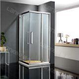 供應批發方型對角開門整體浴室簡易玻璃淋浴房