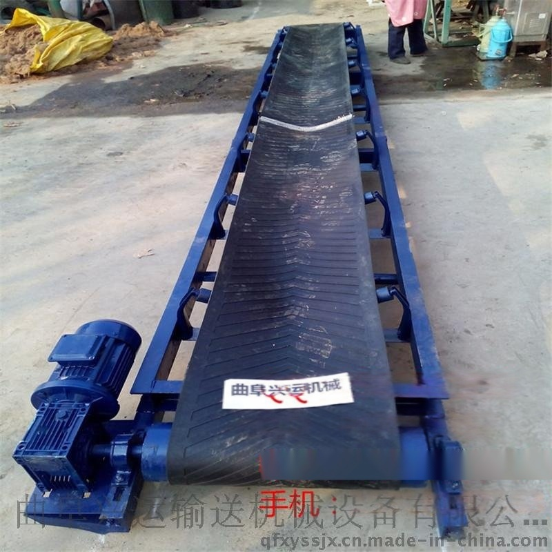厂家直销多用途带式输送机 箱装水果装车输送机价格 布匹装车输送机y2