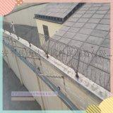 供应v型支架滚笼 围墙刀片刺笼 热镀锌刀片圈网