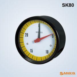 供应SANKQ牌,SK80位置指示表,计量泵调量表,重力表,数字表