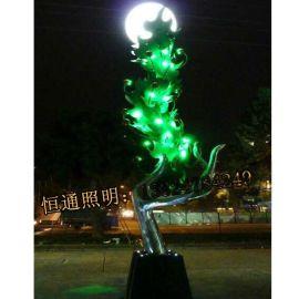非标订做LED景观灯 广场亮化照明
