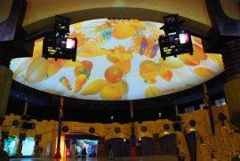 可定制充气球幕影院, 球幕影院 ,裸眼3D球幕影院