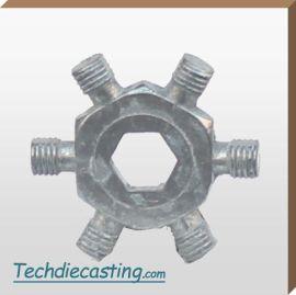 锌合金铸件、锌压铸件、精密压铸件、锌合金压铸配件定制加工
