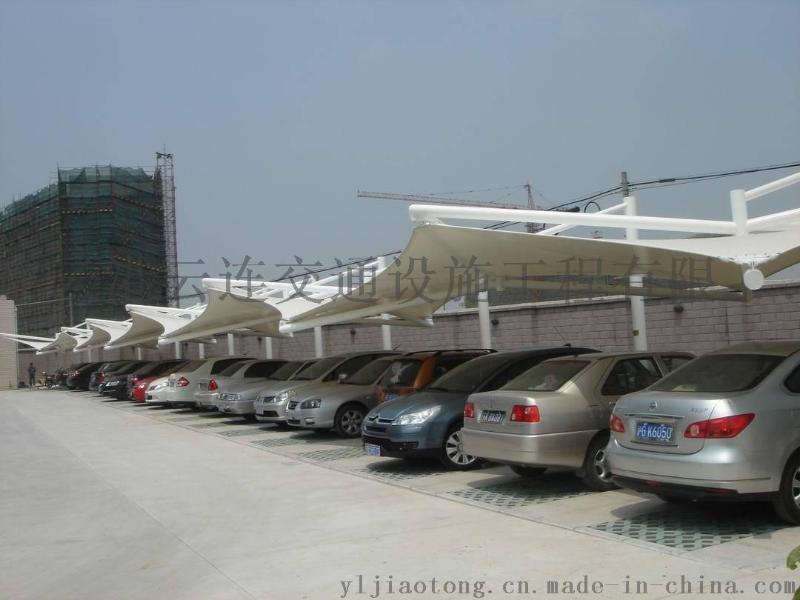 雲連交通供應東海EGBD-S-W-A7膜結構車棚