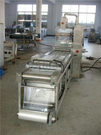自动拉伸膜真空包装机,豆干用拉伸膜真空包装机,拉伸膜真空包装机