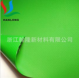 1000D涂刮阻燃pvc夹网布 防水包装材料