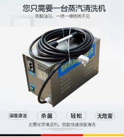 家用蒸汽清洗机 强力油污清洗设备 油烟机清洁工具