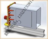WYLD300折弯型加强型单梁防脱轨防啃轨装置,防坠落装置