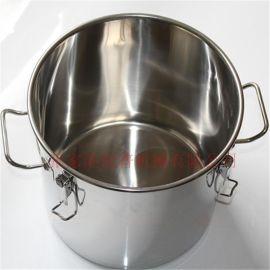 6L不锈钢牛奶桶冰桶奶桶粥桶