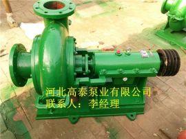 污水泵PW卧式污水泵污水处理设备生产厂家