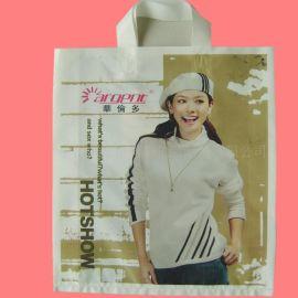 PE膠袋 手提袋   彩色印刷袋