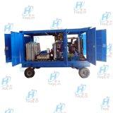 1000公斤柴油机驱动冷凝器管道清洗机 凝汽器清洗机