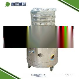 蒸米浆肠粉的机器|带风机蒸肠粉机器|电热点心蒸包炉