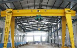 10吨MH型龙门吊电动葫芦单梁门式起重机