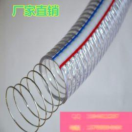 抗高压钢丝管,泥沙输送管,PVC钢丝管
