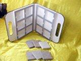 手提石英石樣品色卡盒