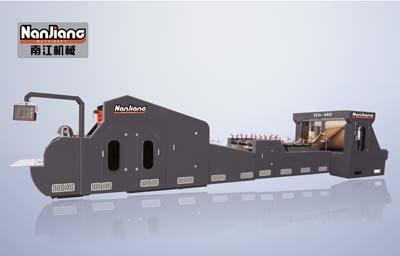 HD-460型高速卷筒式四角方底纸袋机